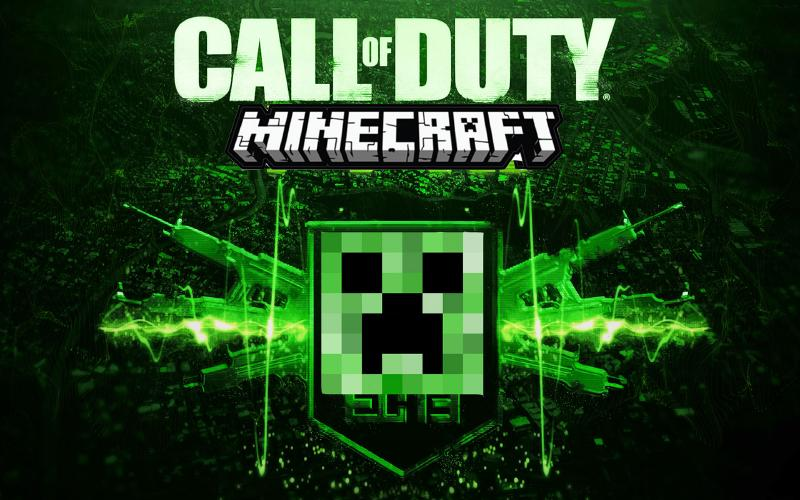 Call Of Minecraft